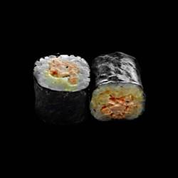 Maki Saumon cuit - 6 pièces.