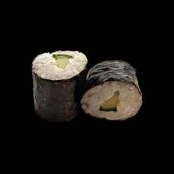 Maki Concombre cheese- 6 PIÈCES.