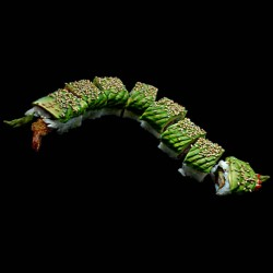 Dragon Roll - 8 Pièces.