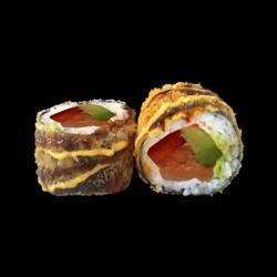Dip salmon roll - 5 pièces.