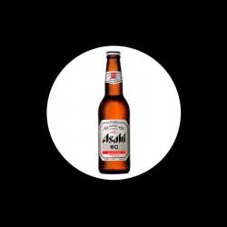 Bière Asahi bouteille 33cl