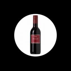 Vin Rouge JUST Merlot 25cl