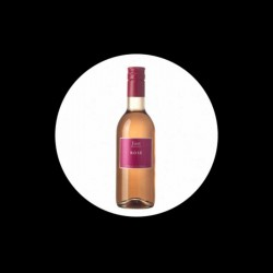 Vin Rosé JUST 25 cl