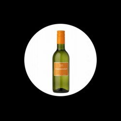Vin Blanc JUST Chardonnay 25cl
