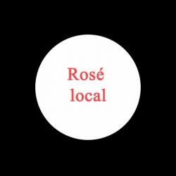 Vin Rosé  local 75cl