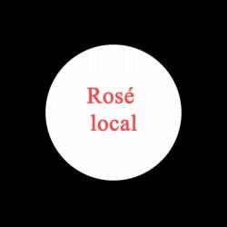 Vin Rosé  local 75cl