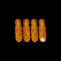 Poulet tempura - 4 pièces.
