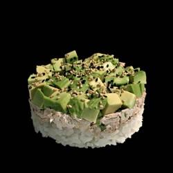Tartare riz Saumon-cuit